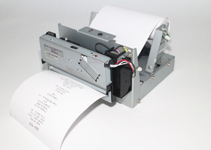 High Speed All In One Kiosk Receipt Printer , Handheld 4 Thermal Printer With Auto Cuter