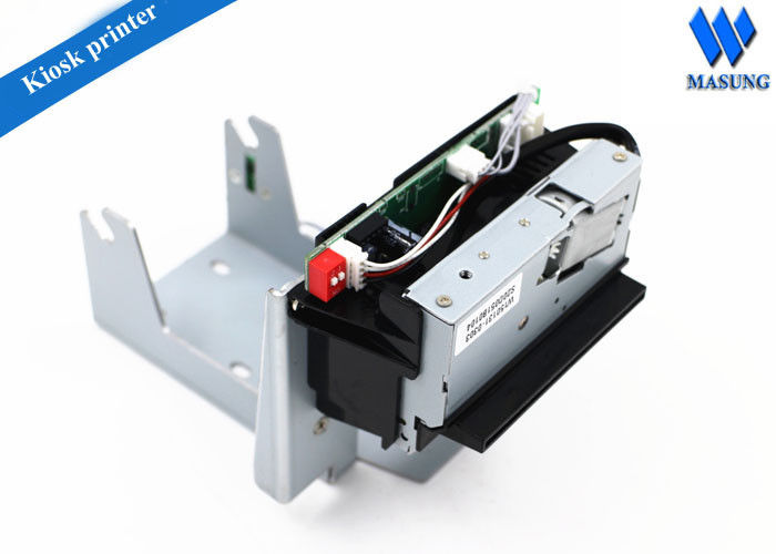 58mm Panel Mount USB Thermal Printers Roll Spindle For Coupon Machine
