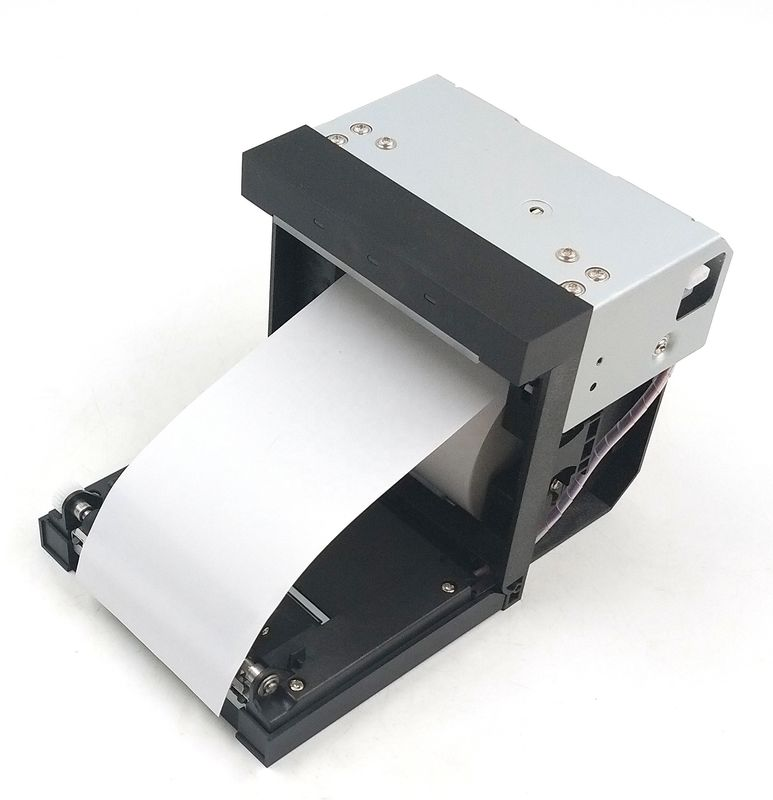 Mini 3 inch android atm banking machine panel mount thermal receipt printer for POS system