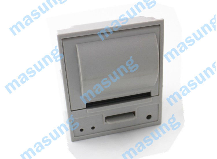 58mm Thermal Panel Mount Printer For Weighing Scales , High Speed 70 mm/s